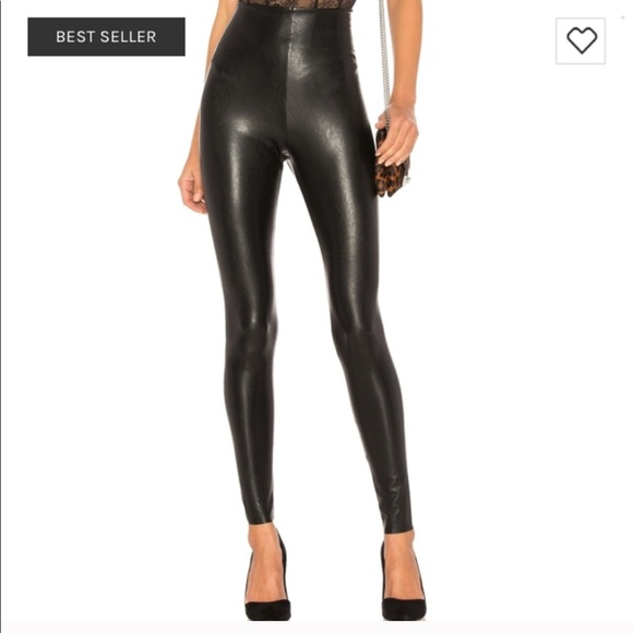 47f4bc00cd4e2 Commando Pants | Perfect Control Faux Leather Leggings M | Poshmark